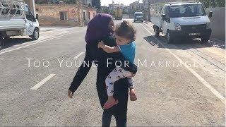 Download Asmah's Story: Too Young for Marriage | A Syrian Refugee in Turkey Films Her Life Video