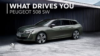 Download New PEUGEOT 508 SW - What Drives You? Video