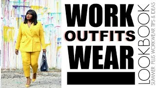 Download WORKWEAR LOOKBOOK I SUMMER SYLE I PLUS SIZE FASHION Video