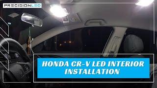 Download Honda CR-V LED Interior - How To Install -4th Gen   2012-2016 Video