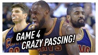 Download LeBron James, Kyrie Irving & Kyle Korver Game 4 Highlights vs Raptors 2017 Playoffs - CRAZY! Video