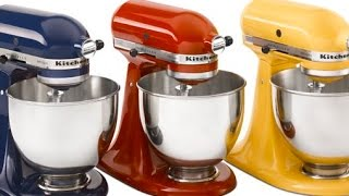 Download How a KitchenAid Stand Mixer is Made - BRANDMADE.TV Video