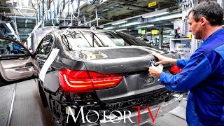 Download CAR FACTORY : NEW 2017 BMW 7 SERIES PRODUCTION l Plant Dingolfing Video