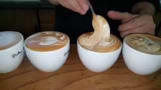Download How to make the perfect Cappuccino at home / Come fare un cappuccino a casa Video