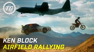 Download Ken Block Airfield Rallying - Top Gear - BBC Video