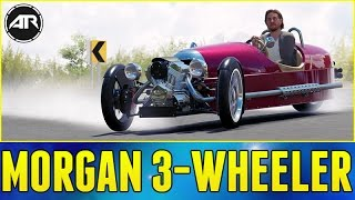 Download Forza Horizon 3 : ULTIMATE 3 WHEELER!!! (Morgan 3-Wheeler Build) Video