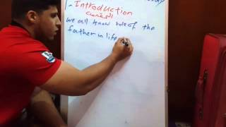 Download كيفية كتابة مقاله ...خاص بالمرحله الثالثه لقسم اداب الانكليزي Video