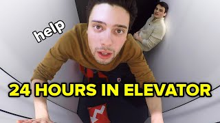 Download I Spent 24 Hours Straight In An Elevator Video