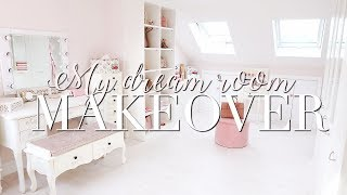 Download ROOM MAKEOVER ~ MY DREAM ROOM & DRESSING ROOM! Video