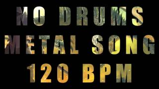 Download No Drums Metal Song - 120 BPM (Breaking Free) Video