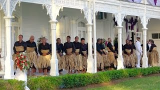Download Paying of Respects to Her Late Majesty Queen Halaevalu Mata'aho, The Queen Mother Video