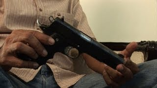 Download Homegrown illegal weapons fuel Indian gun culture Video