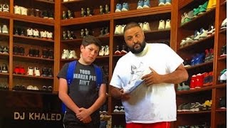 Download 16-year-old makes a fortune selling sneakers to celebrities Video