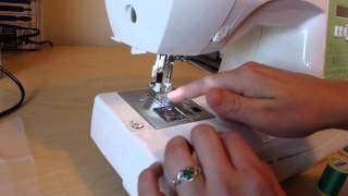 Download How to embroider on a home sewing machine Video