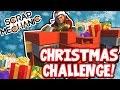 Download Scrap Mechanic! - CHRISTMAS CHALLENGE! Vs AshDubh - [#40] | Gameplay | Video