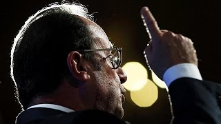 Download Hollande: strong words on democracy in the face of terrorism Video
