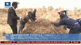 Download Usman Lawan Empowers Young Farmers With Integrated Farming System Pt.2 |Africa's Future Leaders| Video