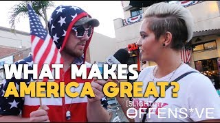 Download What Makes America Great? | SLIGHTLY OFFENS*VE Video