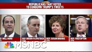Download President Donald Trump Makes Racism His Brand For 2020 Campaign | Deadline | MSNBC Video