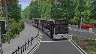 Omsi 2 Map AhlheimV2 Roue 23 Man Lions City DD Dublin Bus Free