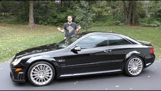 Download Here's Why the Mercedes CLK63 Black Series Is the Best AMG Car Video