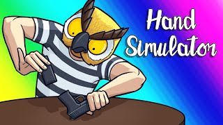 Download Hand Simulator Funny Moments - Floating Standoffs and Beatboxing! Video
