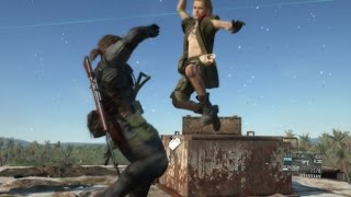 Download Metal Gear Solid 5, Eli - Boss fight- CQC | With all cutscenes Video