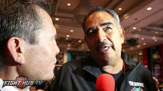 Download Chavez SR Tells Abel Sanchez ″Is Golovkin Ready If Canelo Comes Forward!″ Video