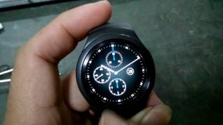 Download Unlocking Samsung gear s2 without phone, stand alone Video