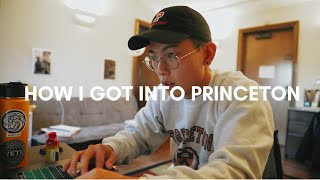 Download How I Got Into Princeton | My College Application Story Pt. 1 (GPA, Test Scores, Extracurriculars) Video