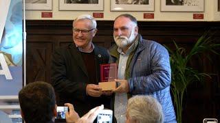 Download Chef José Andrés reconocido como Embajador Internacional de la Paella Video
