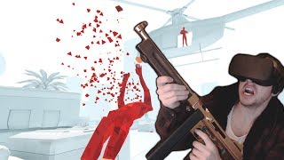 Download Superhot VR - Faster than John Wick! - Let's Play Superhot VR Gameplay Video