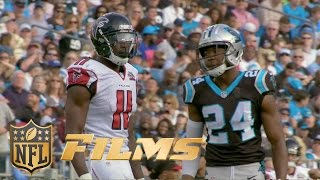 Download Josh Norman Mic'd Up vs. Julio Jones (Week 14) | Inside the NFL: Falcons vs. Panthers highlights Video