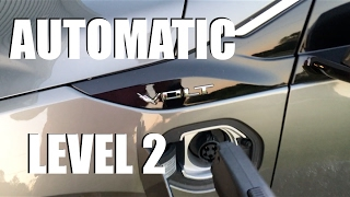 Download 2016 - 2018 Chevy Volt Hidden Level 2 Charger 120/240 Charging! Video