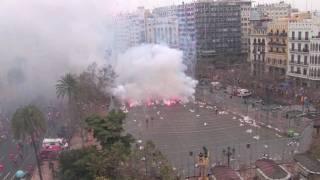 Download Mascleta Vicente Caballer - Fallas de Valencia 2010 Video