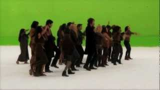 Download The Twilight Saga: Breaking Dawn Part 2 - BTS ″The Dance Off″ Video