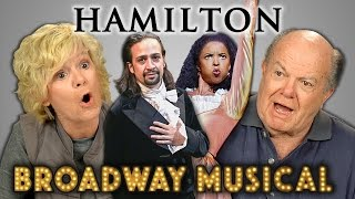Download ELDERS REACT TO HAMILTON (Hip Hop Musical) Video