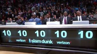 Download Verizon Slam Dunk Contest Full Highlights | February 13, 2016 | NBA All-Star 2016 Video