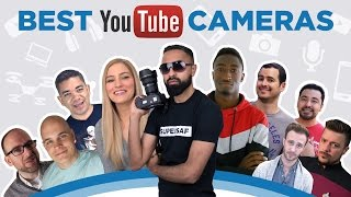 Download Which CAMERAS Do We Use? YOUTUBER Edition (feat. MKBHD, iJustine + More) Video