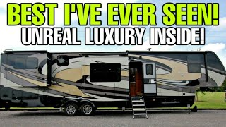 Download This VanLeigh BEACON fifth wheel RV will BLOW YOU AWAY! 42RDB Video