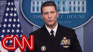 Download WH physician: Trump's overall health is excellent Video