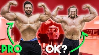 Download PRO BODYBUILDERS DESTROY OUR PHYSIQUES (harsh) Video