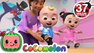 Download Tap Dancing Song + More Nursery Rhymes & Kids Songs - CoComelon Video