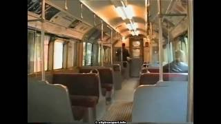Download Riding London Transport 1962 Tube Trains Above Ground Video