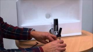 Download Tvättställsblandare - montering av blandare och ventil   Svedbergs Video