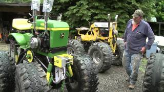 Download Lawnmower Racing Video
