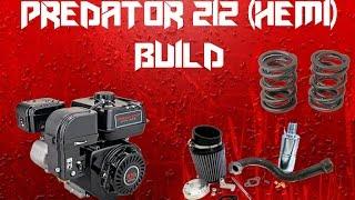 Download Predator 212 (Hemi) Go Kart Engine Build Video