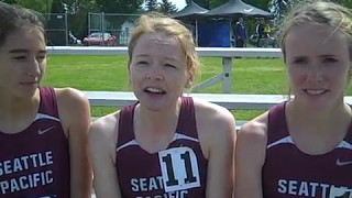 Download SPU TRACK: Alyssa Foote, Mary Charleson, and Sarah Macdonald (May 13, 2017) Video
