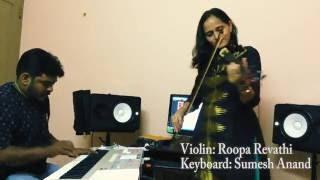 Download Sree Ragam | Roopa Revathi Violin Medley | Sreekumaran Thampi Hits Video