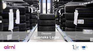 Download Svenska Lager: Entering the automotive market with intelligent storage solutions Video
